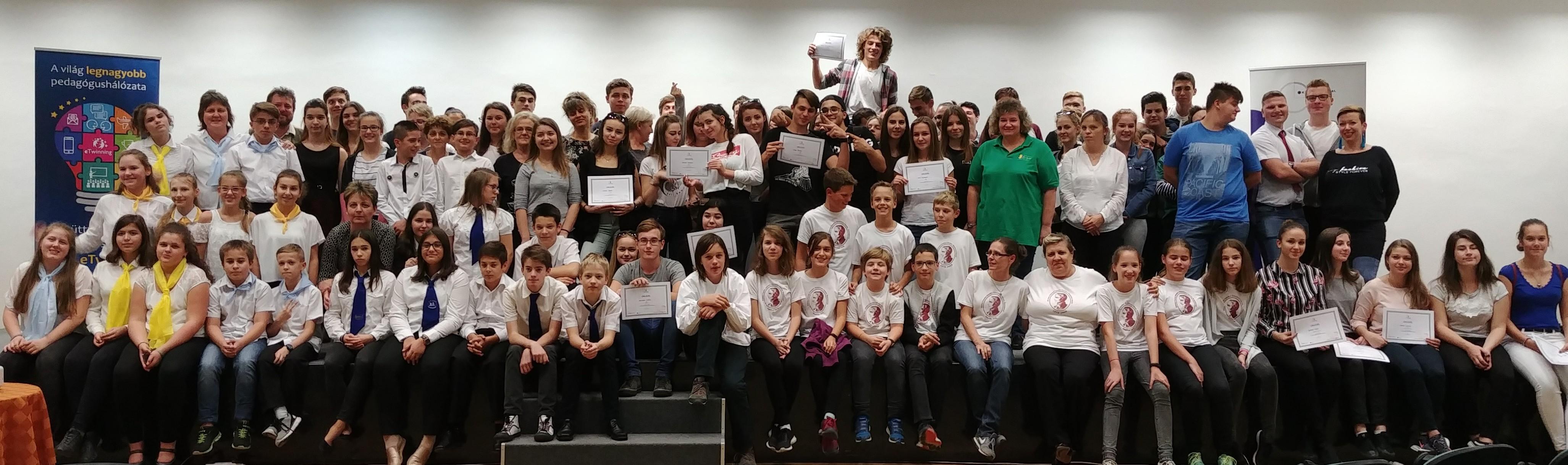 A magyarországi eTwinning verseny 2018