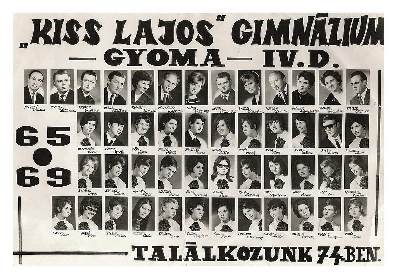1969 IV. D