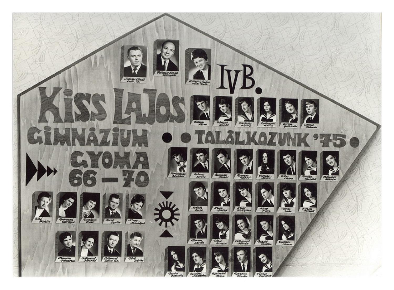 1970 IV. B