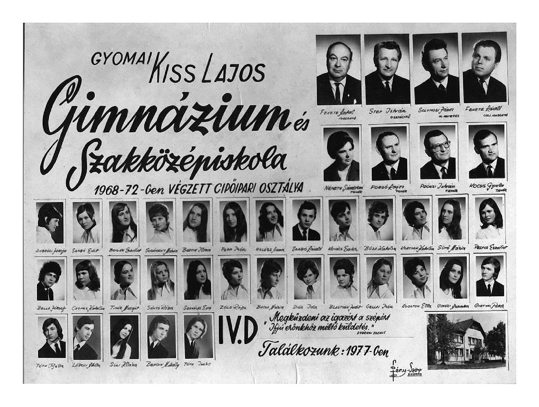 1972 IV. D