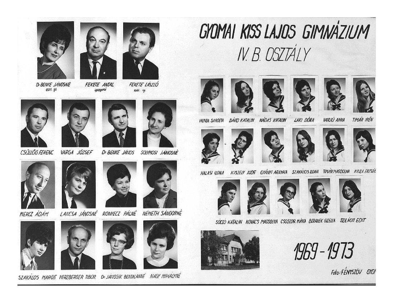 1973 IV. B
