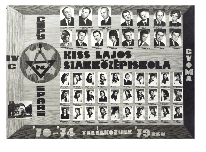 1974 IV. C