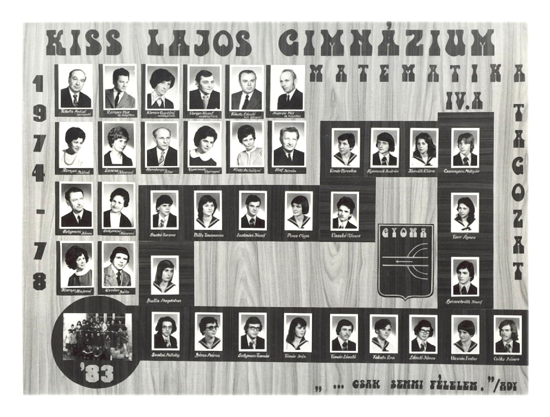1978 IV. A