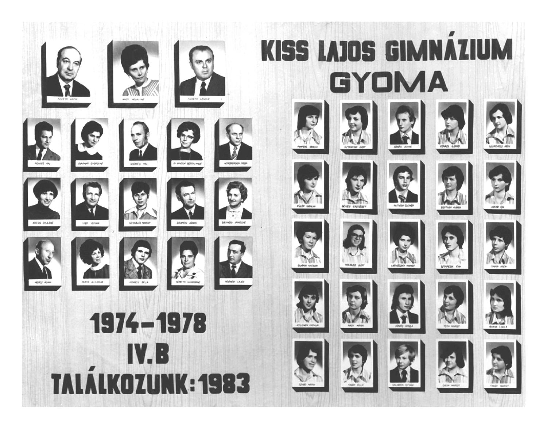 1978 IV. B