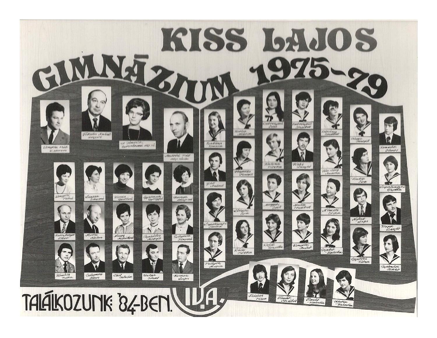 1979 IV. A
