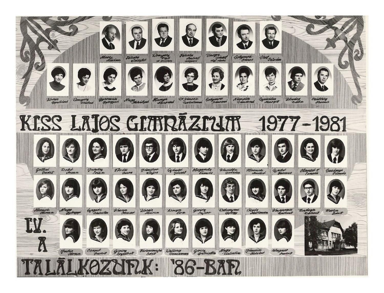 1981 IV. A