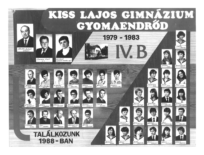 1983 IV. B