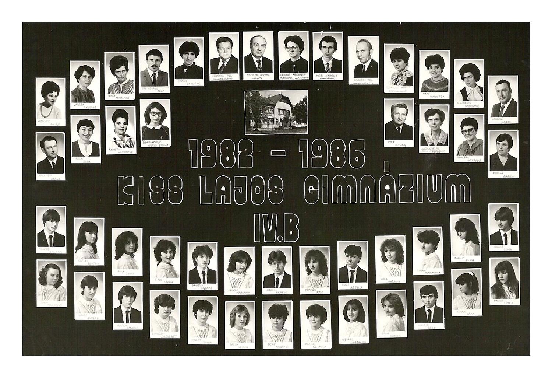 1986 IV. B