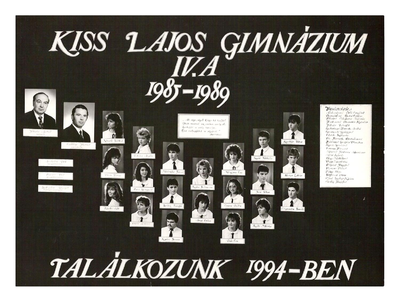 1989 IV. A