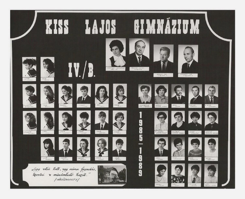 1989 IV. B
