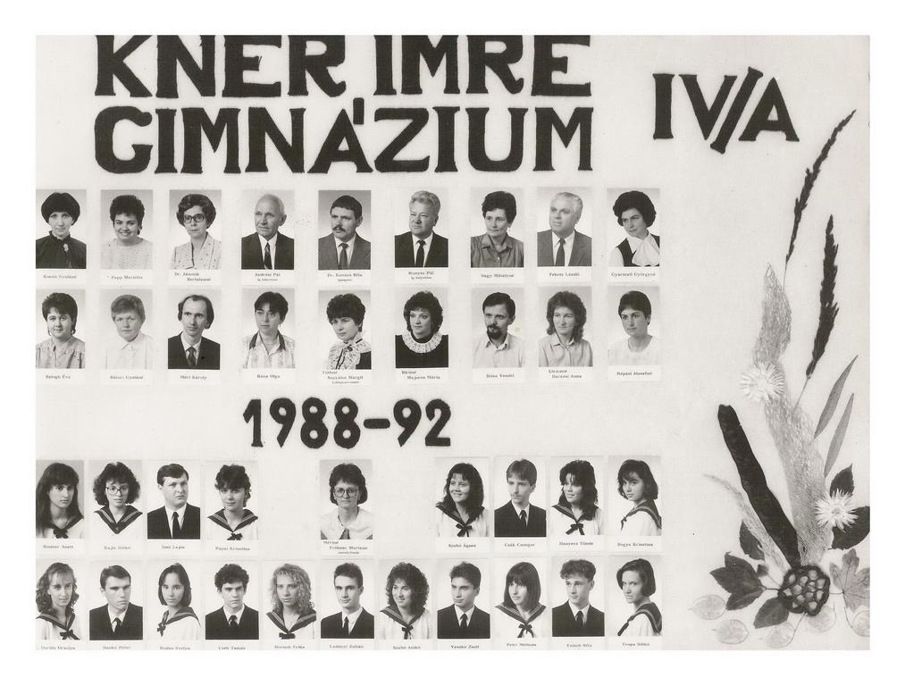 1992 IV. A