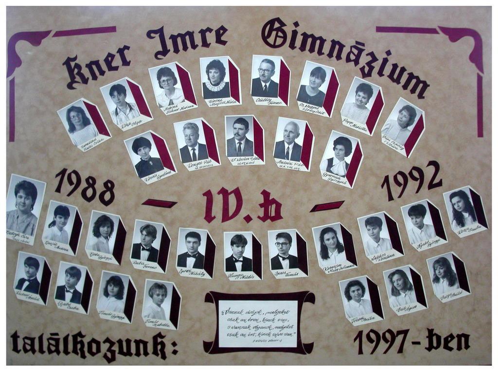 1992 IV. B