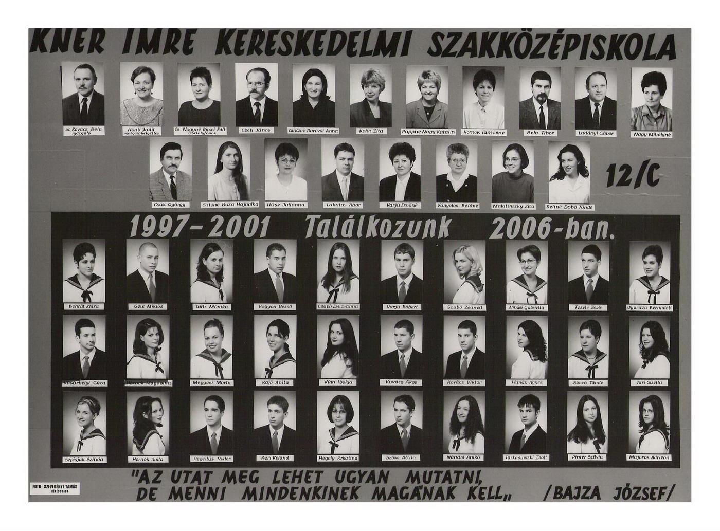2001 12/C