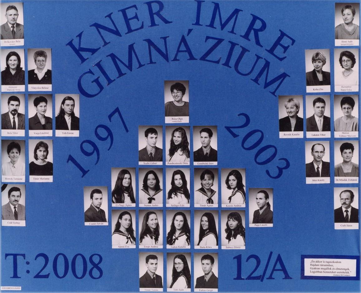 2003 12/A