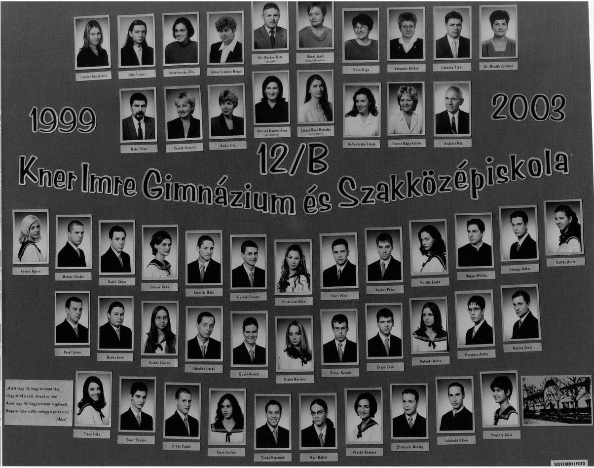 2003 12/B